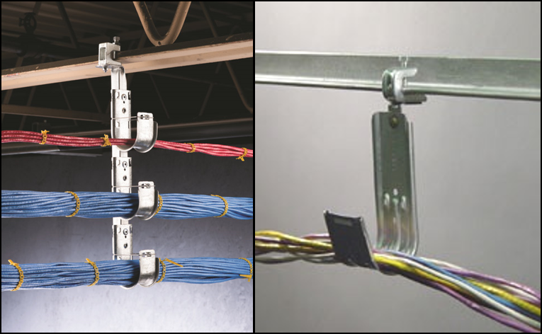 Structured Cabling Installation Practices Part Three Installing A Structured Cabling System Dintek Articles Dintek Electronic Ltd