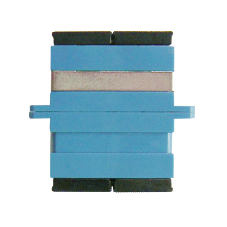 Zirconia Ceramic SM//MM 24x LC-LC Duplex Fiber Optic Coupler